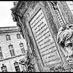 Fontaine de l'Hôtel de Ville par dominique cappronnier - Aix-en-Provence 13100 Bouches-du-Rhône Provence France