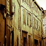 Rue de provence by Karsten Hansen - Aix-en-Provence 13100 Bouches-du-Rhône Provence France