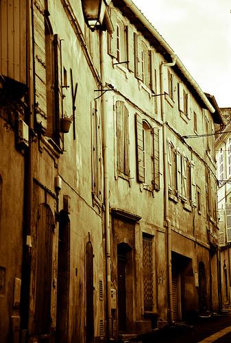 Rue de provence by Karsten Hansen