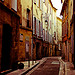 Rue provencale d'aix par Karsten Hansen - Aix-en-Provence 13100 Bouches-du-Rhône Provence France