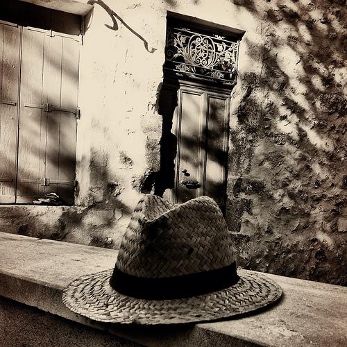 Chapeau de paille by loulou.jlou