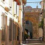 Sur les pas de Van Gogh - Rue du Grand Couvert à Arles par Meteorry - Arles 13200 Bouches-du-Rhône Provence France