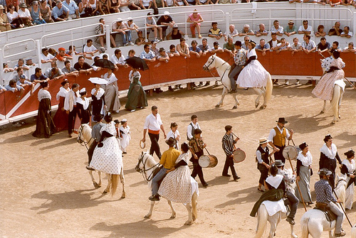 """Arles Pre-""""course camarguaise"""" by wanderingYew2"""