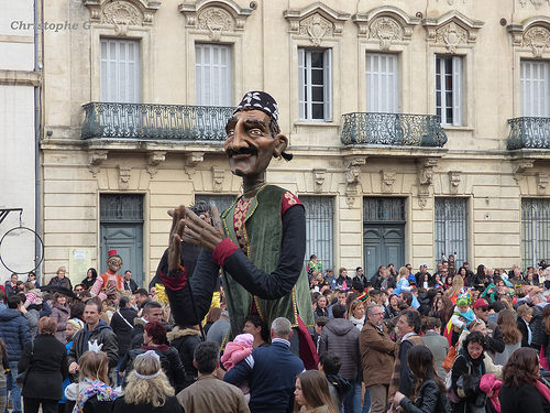 Carnaval d'Arles... dans les rues  by Nature et culture (Sud de la France)