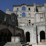 Abbaye de Montmajour par  - Arles 13200 Bouches-du-Rhône Provence France