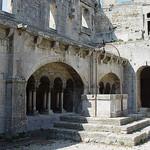 Cloister Montmajour Abbey par pietroizzo - Arles 13200 Bouches-du-Rhône Provence France