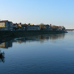 La calme de la fleuve par Antoine 2011 - Arles 13200 Bouches-du-Rhône Provence France