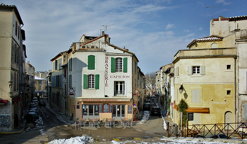 Dans les rues d'Arles by Cilions