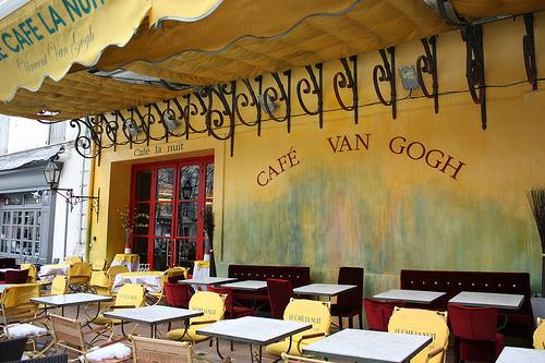 Café Van Gogh par Cilions