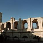 Arles : les Arènes par paspog - Arles 13200 Bouches-du-Rhône Provence France