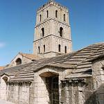 Saint-Trophime cloister in Arles par paspog - Arles 13200 Bouches-du-Rhône Provence France