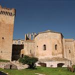 Provence : Abbaye de Montmajour par  - Arles 13200 Bouches-du-Rhône Provence France