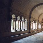 Cloitre de l'Abbaye de Montmajour par  - Arles 13200 Bouches-du-Rhône Provence France