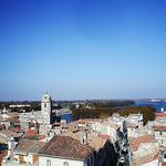 Vue sur Arles depuis les arènes by larcher29 - Arles 13200 Bouches-du-Rhône Provence France