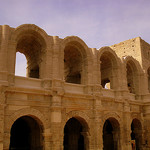 Arles : Roman amphitheatre by perseverando - Arles 13200 Bouches-du-Rhône Provence France