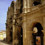 Amphithéâtre d'Arles  par perseverando - Arles 13200 Bouches-du-Rhône Provence France