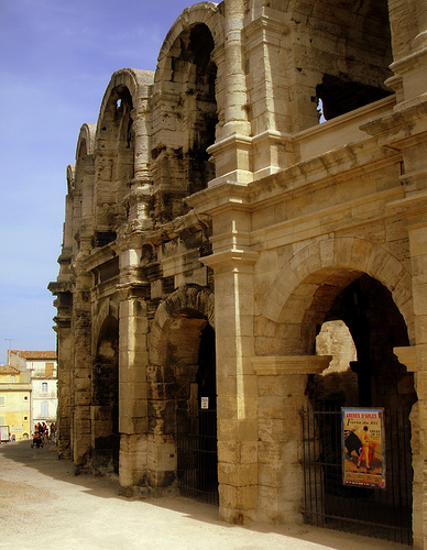 Amphithéâtre d'Arles  par perseverando