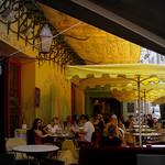 Cafe la nuit / Café Van Gogh par perseverando - Arles 13200 Bouches-du-Rhône Provence France