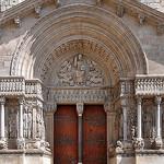Saint-Trophime d'Arles par frediquessy - Arles 13200 Bouches-du-Rhône Provence France