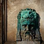 Fontaine - Eau non potable par Boccalupo - Arles 13200 Bouches-du-Rhône Provence France