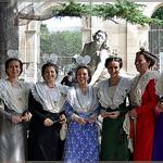 Arlésiennes - Fête du Costume 2011 par amcadweb - Arles 13200 Bouches-du-Rhône Provence France