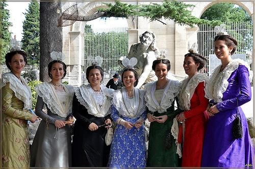 Arlésiennes - Fête du Costume 2011 par amcadweb