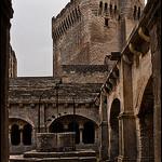 Cloître de Montmajour par  - Arles 13200 Bouches-du-Rhône Provence France