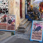 Souvenirs d'Arles par . SantiMB . - Arles 13200 Bouches-du-Rhône Provence France