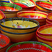 Provencal bowls - ceramic dishes by fiatluxca - Arles 13200 Bouches-du-Rhône Provence France