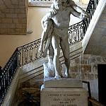 L'aveugle et le paralytique de Jean Turcan by Discours de Bayeux - Arles 13200 Bouches-du-Rhône Provence France