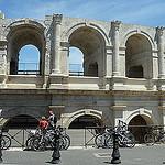 Amphithéâtre d'Arles by Discours de Bayeux - Arles 13200 Bouches-du-Rhône Provence France