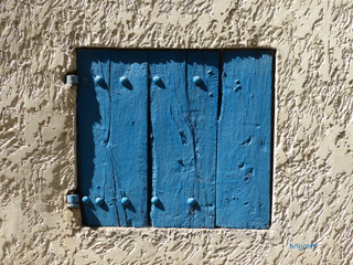 Colors of Provence : le volet bleu by brigraff