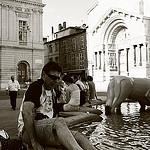 Baignade à Arles par OrliPix - Arles 13200 Bouches-du-Rhône Provence France