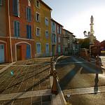 Aubagne - the Top par bluerockpile - Aubagne 13400 Bouches-du-Rhône Provence France