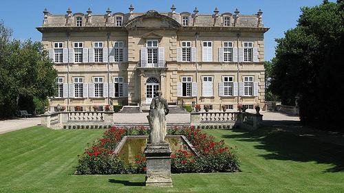 Schloss von Barbentane par CME NOW