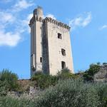 Barbentane - Donjon / Tour Anglica by Vaxjo - Barbentane 13570 Bouches-du-Rhône Provence France