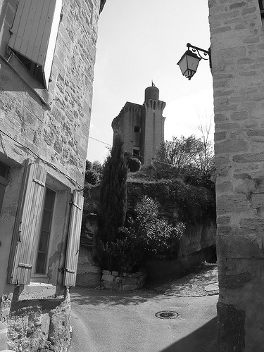 Tour Anglica - Barbentane - Bouches du Rhône par Vaxjo