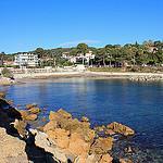 La Calanque du Cap Rousset by Bernard Bost - Carry le Rouet 13620 Bouches-du-Rhône Provence France