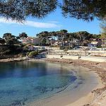La Buvette Chez Eliane et la Plage de Cap Rousset par  - Carry le Rouet 13620 Bouches-du-Rhône Provence France