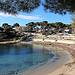 La Buvette Chez Eliane et la Plage de Cap Rousset par Bernard Bost - Carry le Rouet 13620 Bouches-du-Rhône Provence France