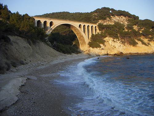 Viaduc des Eaux-salées - Le Pont de Carry le Rouet par Hélène_D