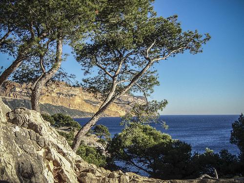Un avant goût de paradis - vu sur Cap Canaille par Patougreef