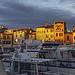 Coucher de soleil sur le port de Cassis par feelnoxx - Cassis 13260 Bouches-du-Rhône Provence France