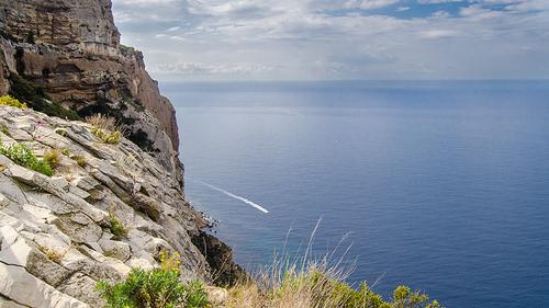 Cliff - vue depuis le Cap Canaille by Fabien VENEL