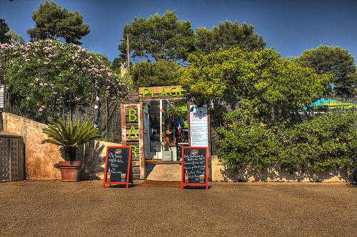 Bar de la Plage à Cassis par sebastienloppin