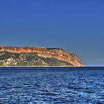 Cassis - le cap canaille qui plonge dans la mer par sebastienloppin - Cassis 13260 Bouches-du-Rhône Provence France