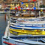 Port de Cassis par D. [SansPretentionAucune] (•̪●)  ✪ - Cassis 13260 Bouches-du-Rhône Provence France