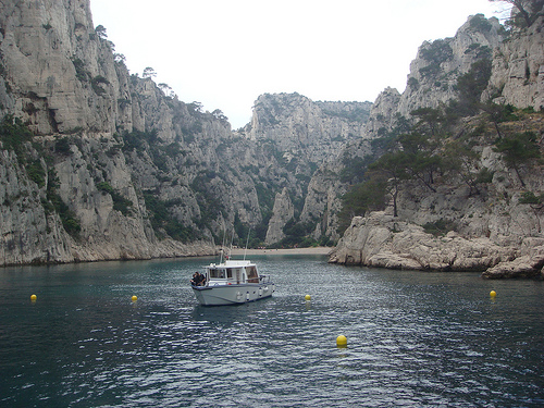Calanques : One of the eight calanques visited par csibon43
