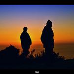 Balade au coucher du soleil par Cilou101 - Cassis 13260 Bouches-du-Rhône Provence France