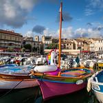 Port de Cassis tout en couleurs by Sylvester Supertramp - Cassis 13260 Bouches-du-Rhône Provence France